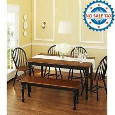 oak dining table ebay
