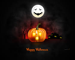 scary halloween background cute halloween desktop wallpaper wallpapersafari