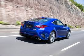 lexus models 2016 pricing 2016 lexus rc coupe pricing and specifications entry level turbo