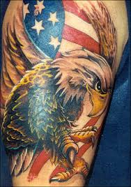 patriotic eagle tattoo tats pinterest eagle tattoos tattoo