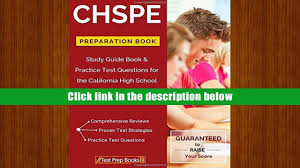 download pdf chspe preparation book study guide book practice