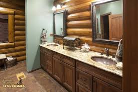 log home bathroom ideas bathroom view log home bathroom vanities home style tips