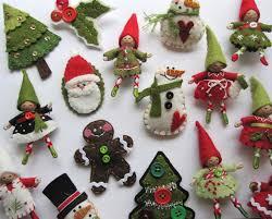 interior ornaments felt state