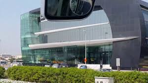 lamborghini headquarters the new lamborghini house dubai 08 03 2017 youtube
