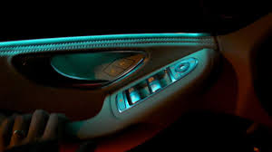 What Is Ambient Light 2015 Mercedes C Class W205 Ambient Light Interior Led Lights