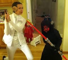 Halloween Costume Princess Leia Princess Leia Diy Buns