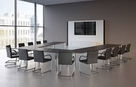 Designer Boardroom Tables Contemporary Boardroom Table Wooden Oval Modular Cone By