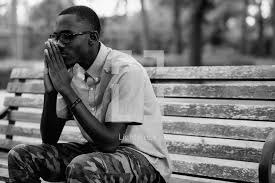 Bench Photography An African American Man Sitting On A Bench U2014 Photo By Temi