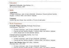Free Resume Template Microsoft Word Download Resume Templates In Word Haadyaooverbayresort Com