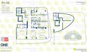 beach house plans one ocean south beach floor plans