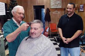 weir village barber selling taunton business to new owner news