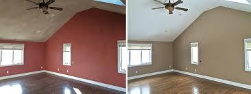 interior painting ridge painting company