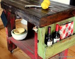 pallet kitchen island diy furniture plans tutorials diy pallet kitchen island hmm