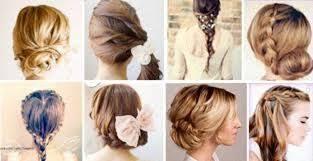 Frisuren Selber Machen Halblange Haare by