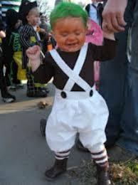 Oompa Loompa Halloween Costumes Adults Shawn Patrick U0027s Son Quinntyn Halloween Costume