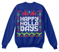 happy holla days sweater happy holla days products from