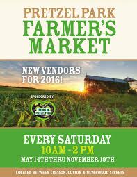 Cherry Point Farm Market by 2016 Farmers Market Friends Of Pretzel Park