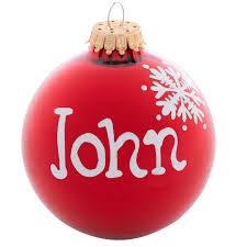 ornaments balls ornaments personalized