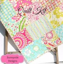 baby quilt kits sunnyside designs