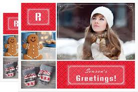 holiday cards design holiday photo cards online for free fotor