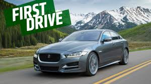 the 2017 jaguar xe is good but definitely not the best