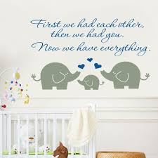 Wall Decals For Nursery Shop All Decals Nursery Wall Decals Elephants We Had