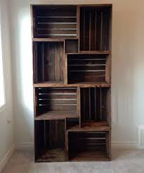 Bookshelves Cheap by Great Idea For Rustic Homemade Nice And Cheap Bookshelves