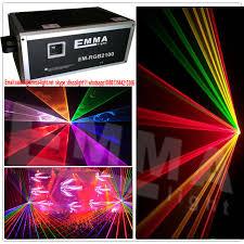 color rgb 10w laser light professional dj equipment club