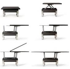 coffee table to dining table adjustable coffee tables ideas luxurious design expandable coffee table to
