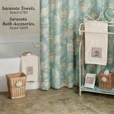 Seashell Curtains Bathroom Natural Shells Shower Curtain