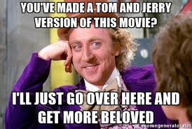 Willy Wonka Meme Picture - willy wonka meme by jellybabiebunny on deviantart