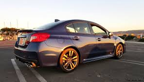 subaru wrx 2017 2017 subaru wrx limited sport lineartronic road test review by