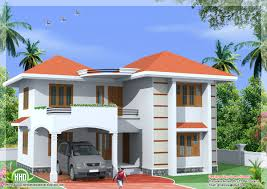 1800 sq feet 2 storey home design kerala house design idea