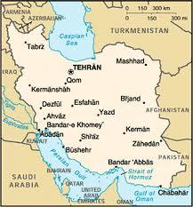 map iran iran maps