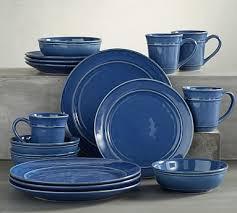portugal dinnerware pottery barn