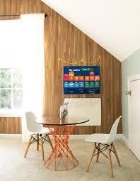 diy faux wood plank wall tag tibby