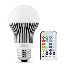 Changing Color Light Bulbs Remote Control Color Changing Led Feit Electric