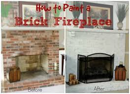 How To Resurface A Brick Fireplace by How To Remove Carpet From Stairs And Paint Them