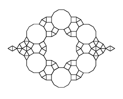 adults simple geometric coloring pages for kids free geometric