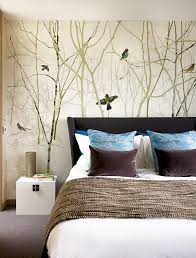 Designer Bedroom Wallpaper 10 Wallpaper Trends For 2016 Ensoul Interior Architecture