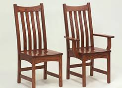 amish dining chairs solid wood chairs the amish craftsman