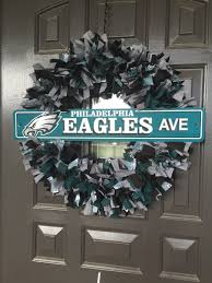Nfl Decorations Football Decorations Sports Decor Philly Eagles Nfl Fabric