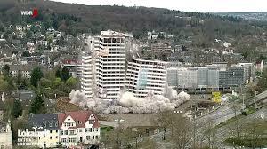Stadtstrand Bad Kissingen Die Sprengung Des Bonn Centers Lokalzeit Fernsehen Wdr