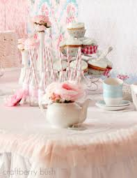 Shabby Chic Tablecloth by A Shabby Chic Princess Tea Party U2026