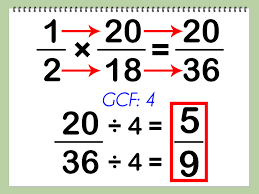 how to divide and multiply fractions 5 steps kelpies