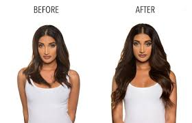 18 inch extensions piccolina 120g 18 brown 2 hair extensions bellami