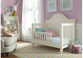 Convertible Cribs With Toddler Rail Gabriella Convertible Crib By Smartstuff Furniture