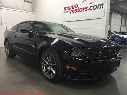 2006 Mustang Black 2014 Ford Mustang Gt Sold Glass Roof Navigation Brembo Munro