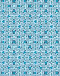moroccan star tile wallpaper aqua u0026 blue u2013 my father u0027s castle