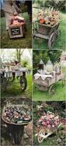 best 25 wheelbarrow decor ideas on pinterest wooden wheelbarrow